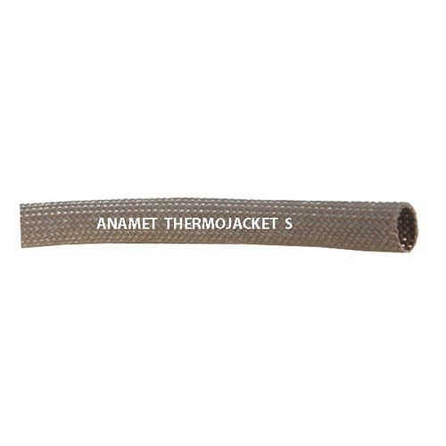 thermal protection sleeve / tubular / for cables / for pipes