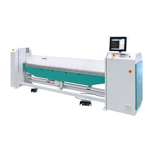 electric swivel folding machine / CNC
