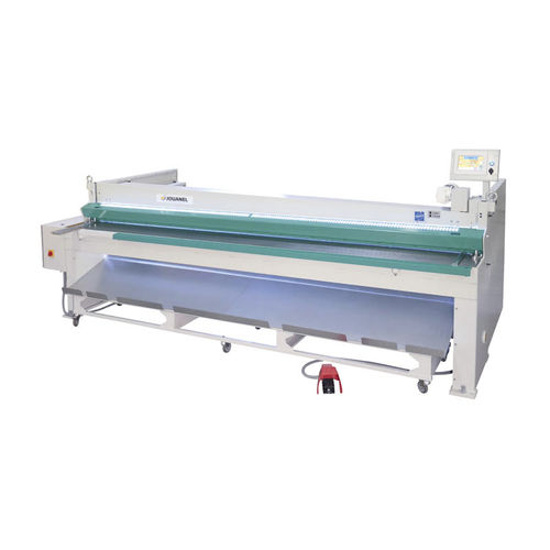 electric shear / for metal sheets / guillotine / CNC