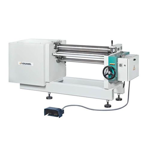 2-roller plate bending machine / electric