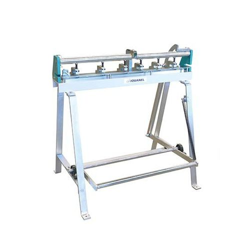 manual punching machine / for sheet metal