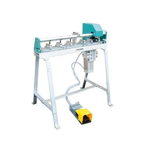 manual punching machine / pneumatic