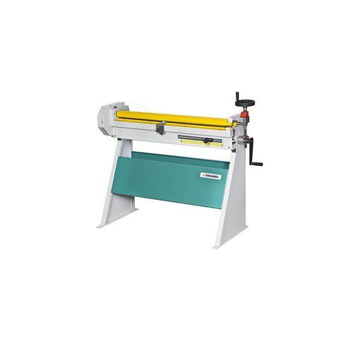 2-roller plate bending machine / manual
