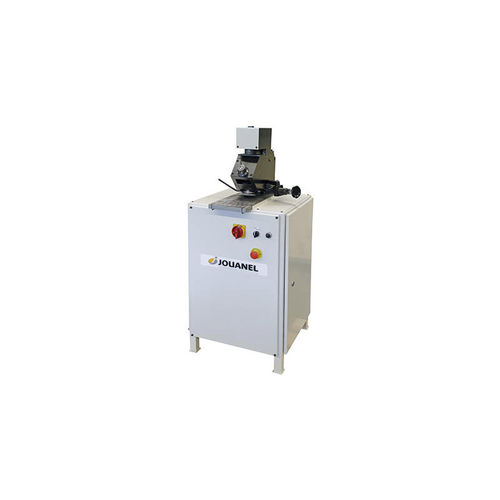 motorized flanging machine / for sheet metal