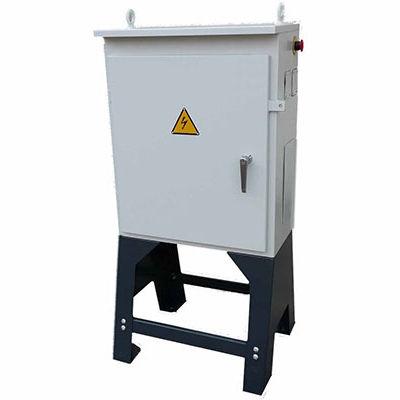 free-standing electric cabinet / IK10 / IP44