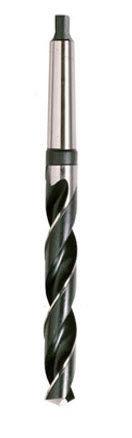 solid drill bit / multi-purpose / carbide / conical
