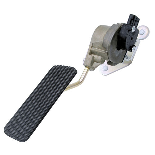 control pedal / electric / single pedal / suspended