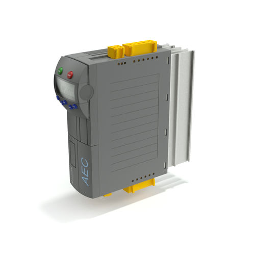 regenerative AC drive / three-phase / motor / for machines