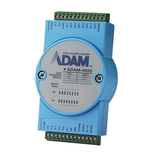Advantech 16-ch Isolated Digital Input Modbus TCP Module