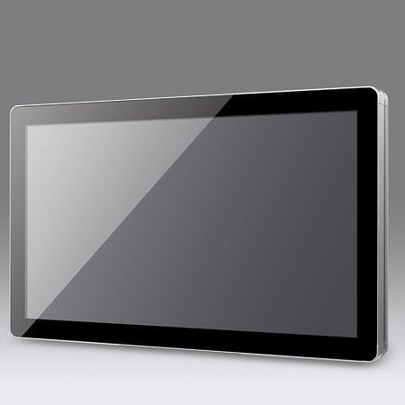 LCD panel PC / with touch screen / 15
