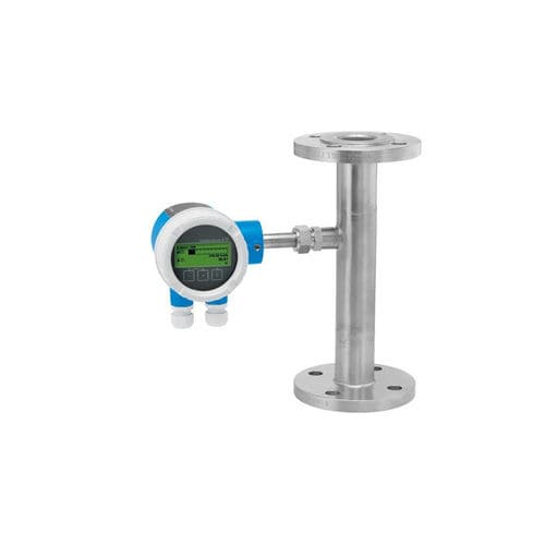 mass flow meter / thermal / for gas / for compressed air