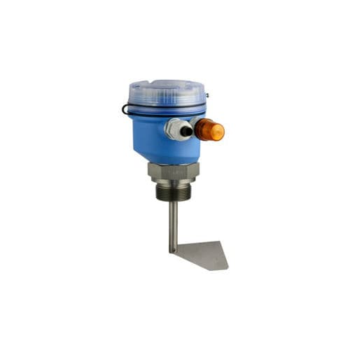 rotary paddle level switch / for bulk materials / compact / economical