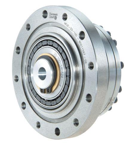 strain wave gear reducer / coaxial / 1 - 5 Nm / 5 - 10 Nm
