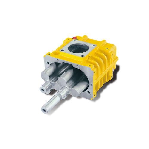 air blower / 3-lobe / rotary piston / single-stage