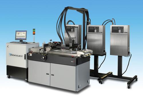 inkjet printing machine / digital / monochrome / for paper