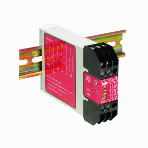 safety protection relay