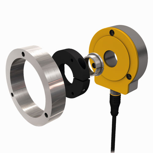 incremental rotary encoder / absolute / analog / with IO-Link interface