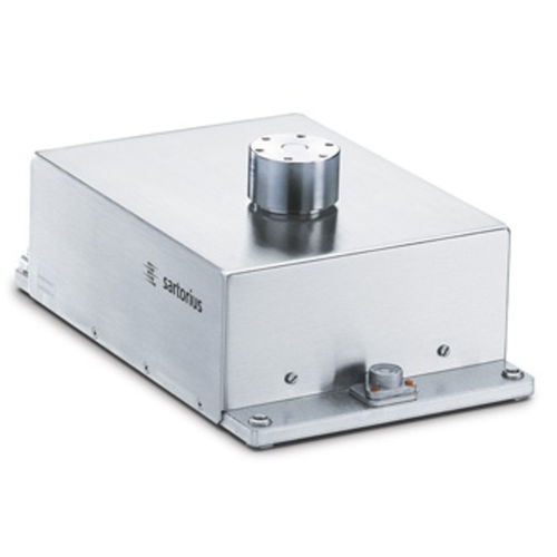 weigh cell with overload protection