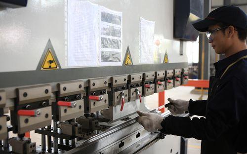 steel sheet bending