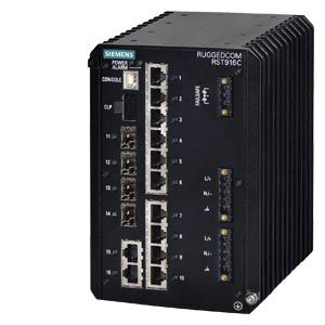 managed ethernet switch - Siemens Industrial Communication