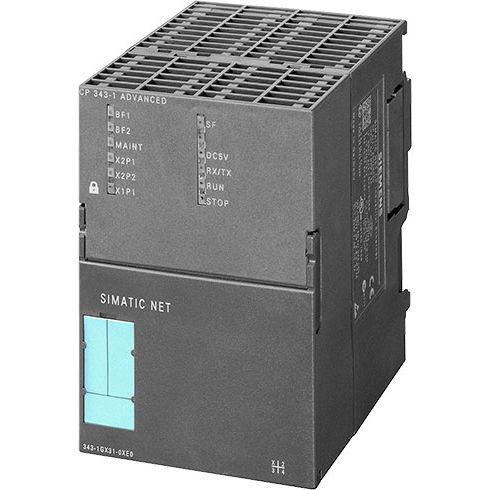 Ethernet communication processor