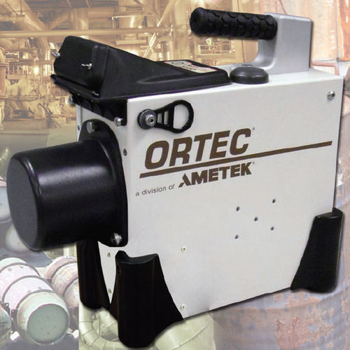 gamma spectrometer / laboratory / compact / rugged