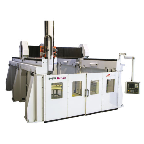 large workpiece CNC machining center