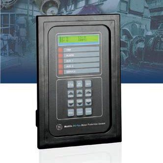 phase monitoring relay / panel-mount / three-phase / programmable