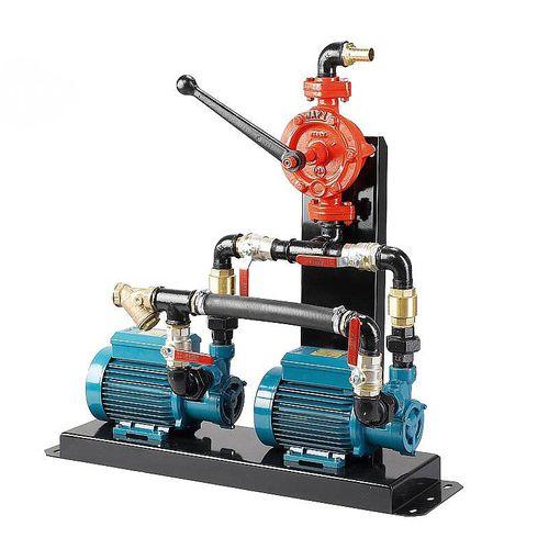 diesel fuel pump / electric / hand-priming / turbine