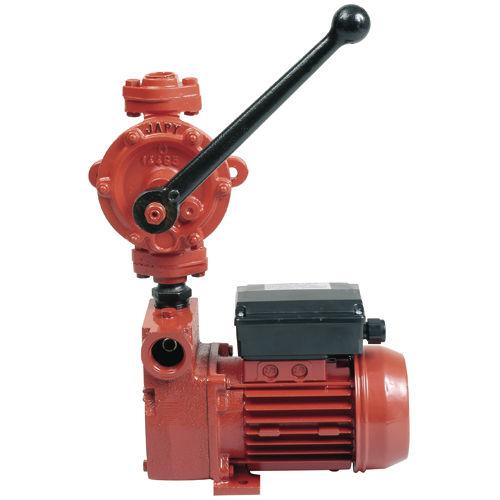 diesel fuel pump / electric / self-priming / turbine