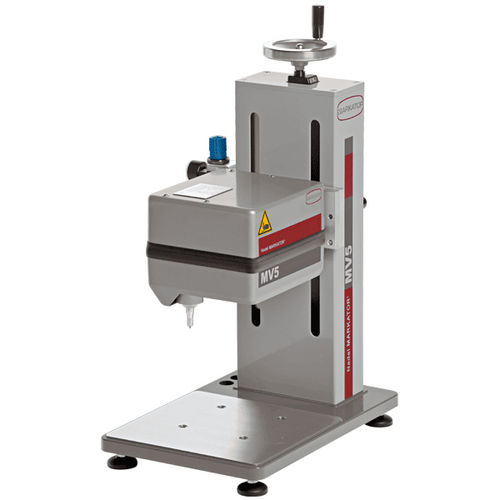 dot peen marking machine / benchtop / automatic / for metal