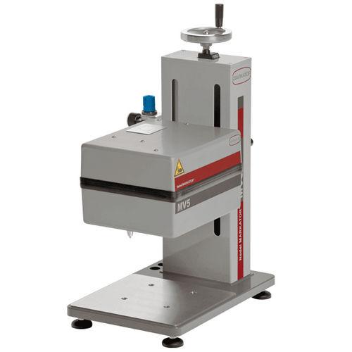 scribe marking machine / benchtop