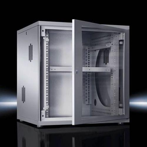 wall-mount enclosure / floor-standing / rectangular / disassemblable