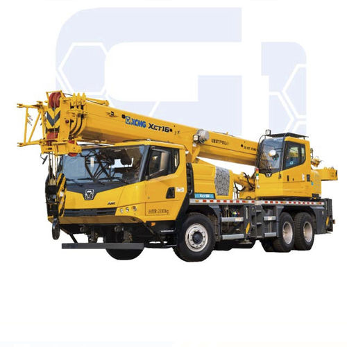 mobile crane / for construction / hydraulic / height-adjustable
