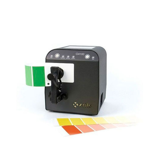 color spectrophotometer / benchtop / sphere / compact