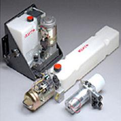electric motor hydraulic power unit