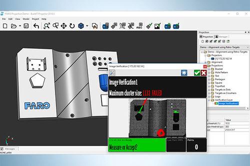 verification software / metrology / imaging / process