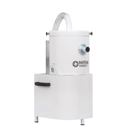 dry vacuum cleaner / electric / industrial / for the food industry