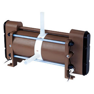 slurry pump / pneumatic / bellows / industrial