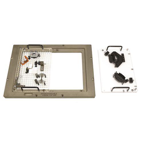 machine vision camera fixture system