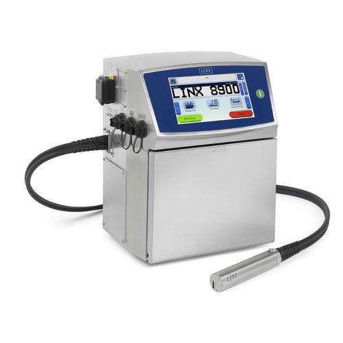 continuous inkjet printer - LINX PRINTING TECHNOLOGIES LTD