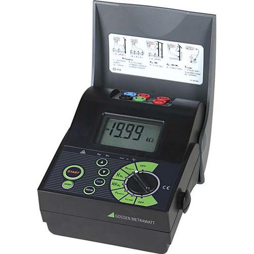 earth resistivity measuring instrument