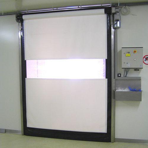 roll-up door / indoor / high-speed