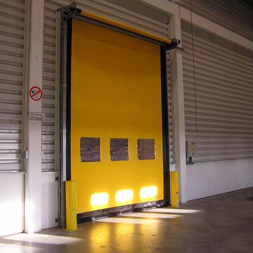 roll-up door / exterior / high-speed