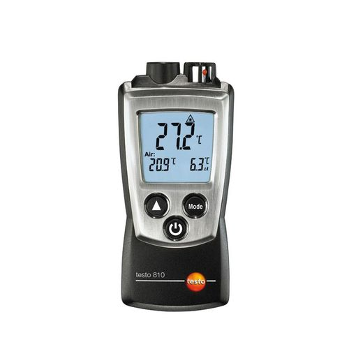 infrared thermometer / NTC / digital / pocket
