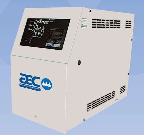 injection molding temperature control unit