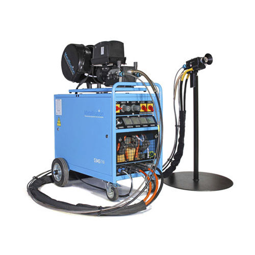 electric arc wire thermal spray unit / electric power