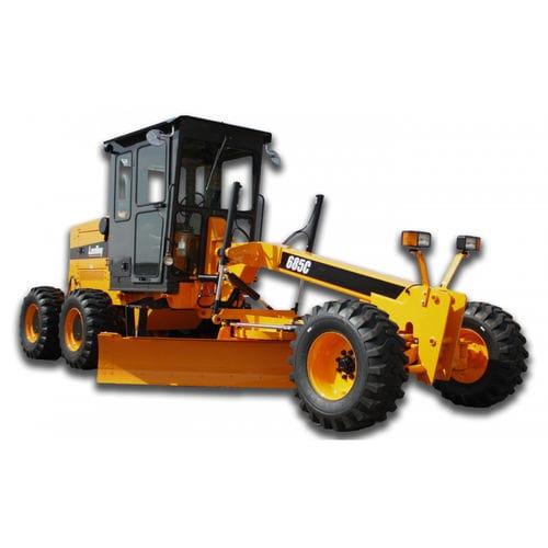 construction motor grader