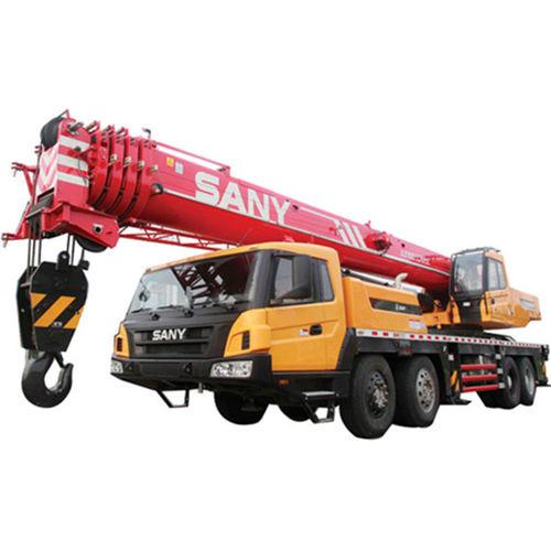 crane truck / 4-axle