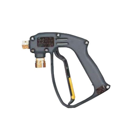 cleaning gun / for water / manual / high-pressure